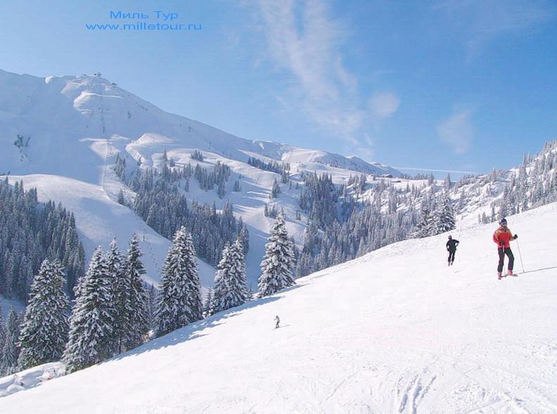 Китцбюэль Австрия горнолыжный