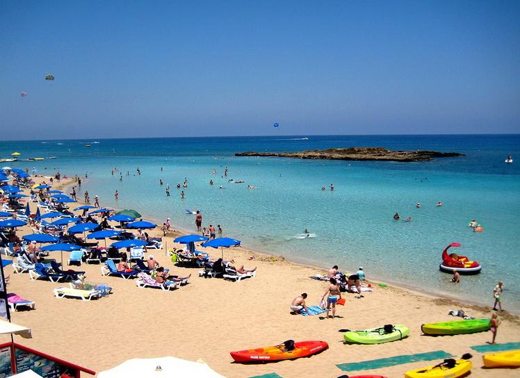 кипр фото протарас пляжи