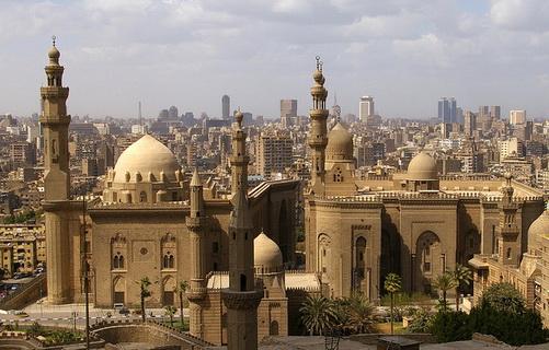 Египет — исламский город каир часть 1
