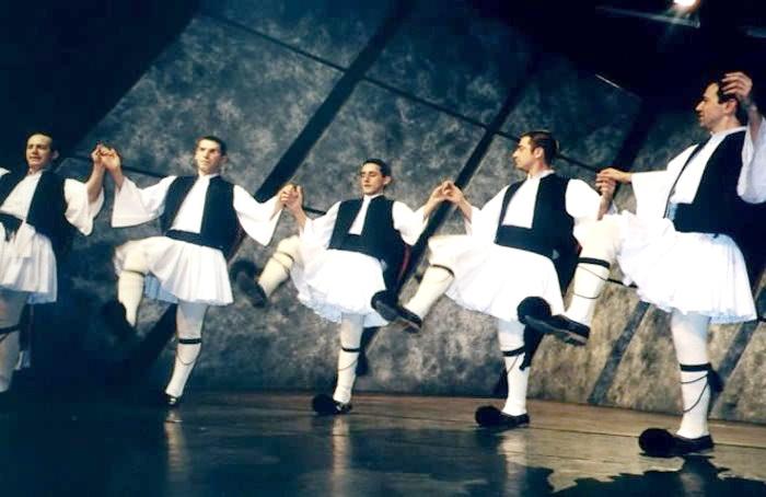 Сиртаки – национальный танец
