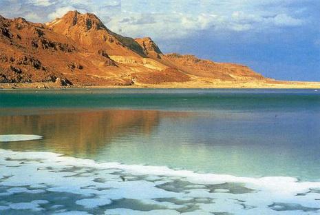 Мертвое море (Израиль), Израиль — лечение