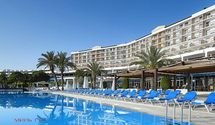 Два гостиничных комплекса Aldemar уходят с Родоса