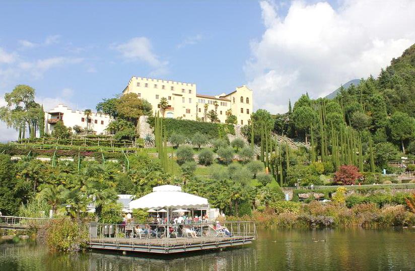 В Италии состоялось открытие Сада влюблённых