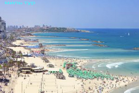 В Израиле будет открыт официальный пляжный сезон