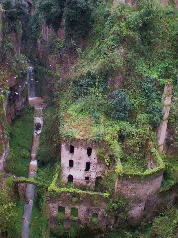 Долина в Сорренто одна из самых фотографируемых на планете