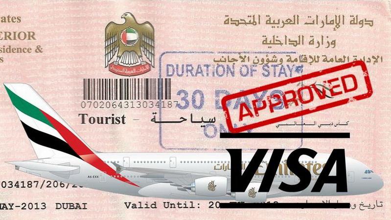 Визу в ОАЭ можно будет получить в аэропорту прилета
