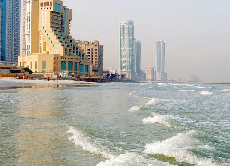 Аджман – место спокойного отдыха, ОАЭ