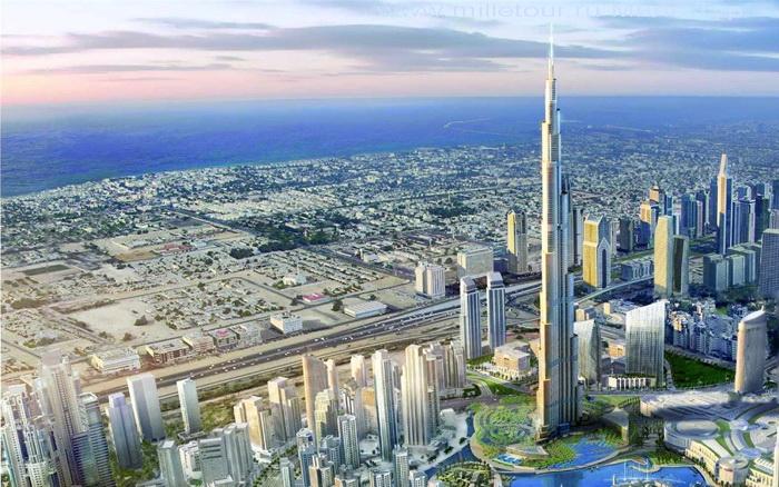 Сколько лететь до ОАЭ Дубаи из Москвы СанктПетербурга