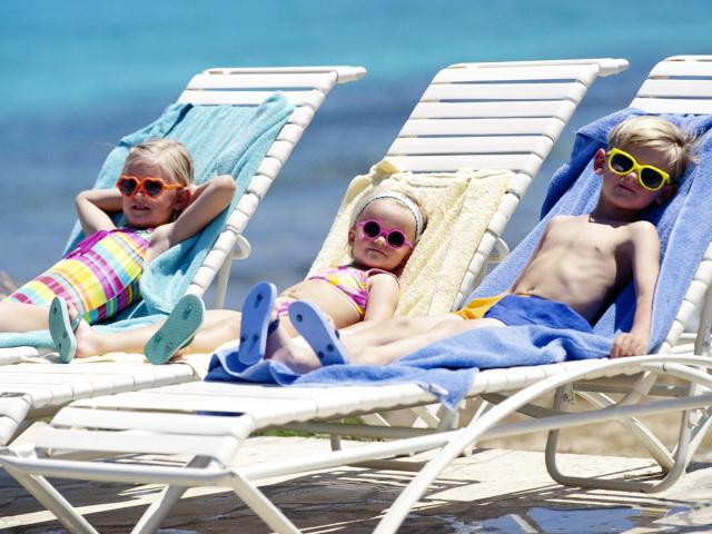 Отдых с детьми на море нужно очень