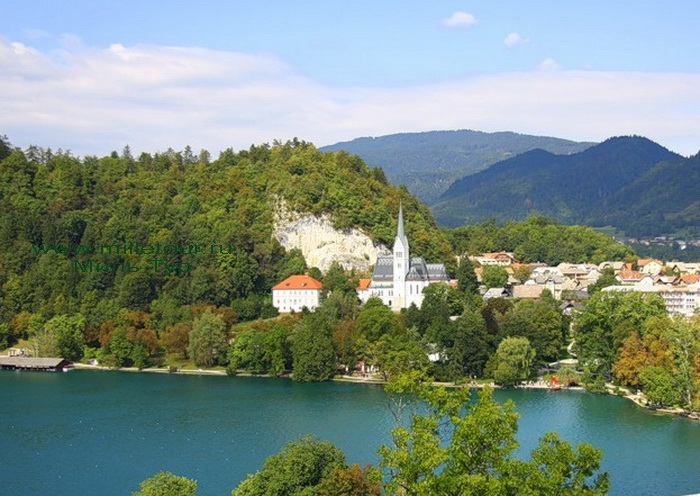 Словения туры из Москвы цены на отдых в Словении от